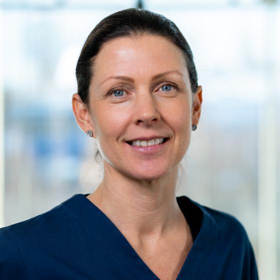 Hälsocoach Cecilia Bergroth